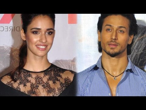 Disha Patani Speaks About The Prank Played By Tiger Shroff