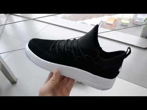 075d6cf4 Кроссовки Nike Air черные (с белой подошвой) - YouTube