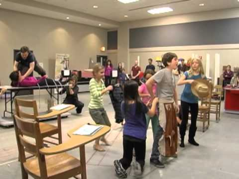 Ralphie To The Rescue-Rehearsal-A Christmas Story The Musical