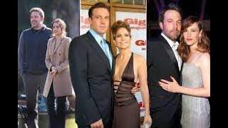 Ben Affleck's Dating History  Jennifer Garner Jennifer Lopez and More!