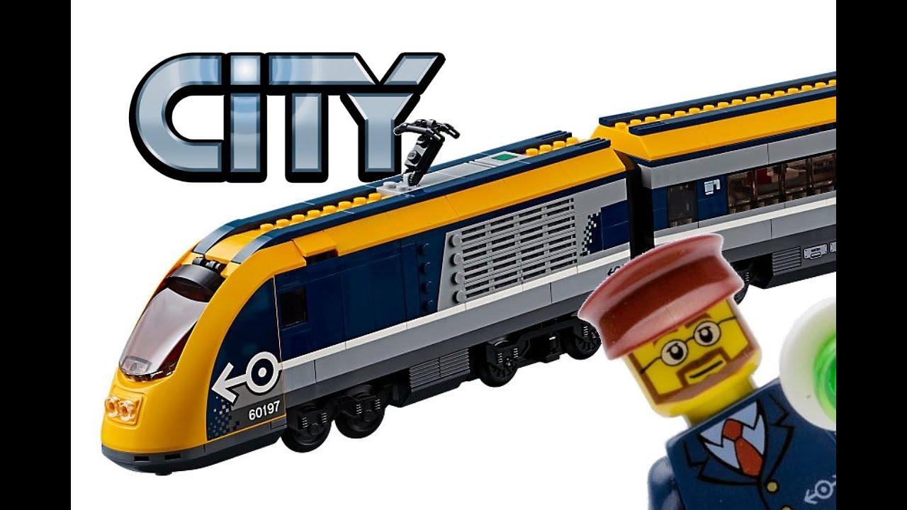 NEU LEGO CITY Eisenbahn Bauanleitung Teil 1 für Lok aus Set 60098