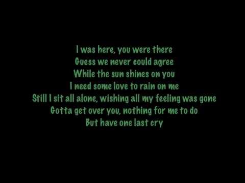 One last cry - Brian McKnight (Cover) - Diane de Mesa