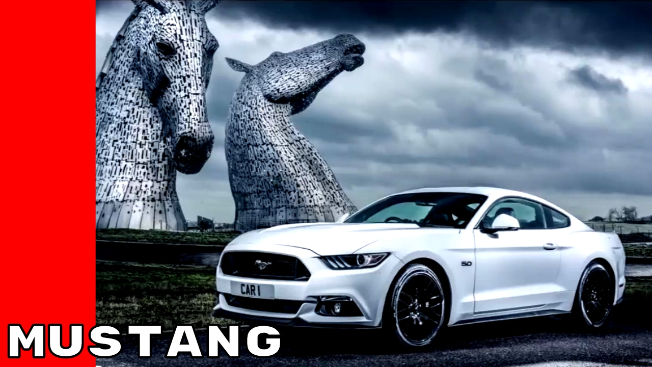 Ford Celebrates Best Selling Sports Car The Ford Mustang - YouTube