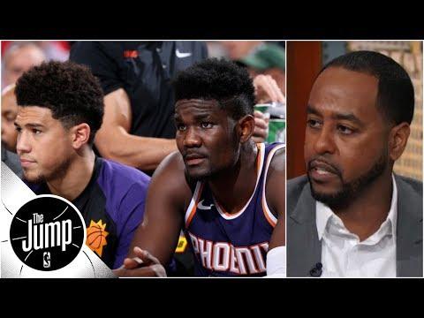 Ex-Suns exec Amin Elhassan reacts to Phoenix\'s dramatic week | The Jump espn