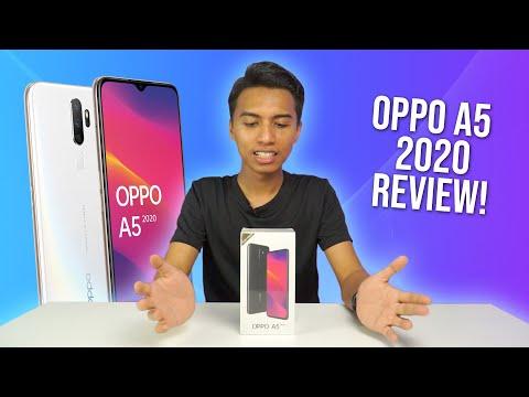 Phone RM599 ni MURAH & best buat GAMING! - Review OPPO A5 2020