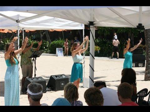 Cotb 2017 7 26 Church On The Beach Waikiki Chaplaincy