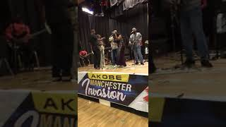 Akobe Live Onstage, How it si done in Benin Chp 1 Hid 2