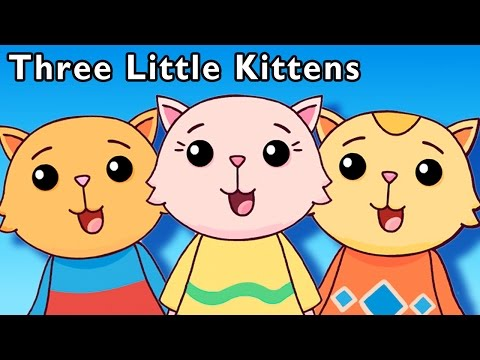 K Is for Kittens | Three Little Kittens and More | Baby Songs from Mother Goose Club!