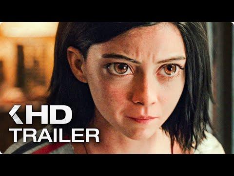 ALITA: BATTLE ANGEL Clips & Trailer German Deutsch (2019)