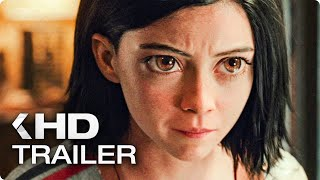 ALITA: BATTLE ANGEL Clips & Trailer German Deutsch (2019)