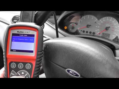 How To Reset Engine Warning Light Ford Focus
