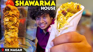 UNLIMITED Chicken SHAWARMA @ 299/- Inaugurating Shawarma House | Irfan's View