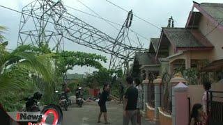 Tujuh Tower Sutet Roboh Di Palangkaraya - iNews Pagi 09/11