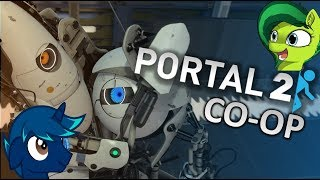 Play Portal 2 With My Special Somepony