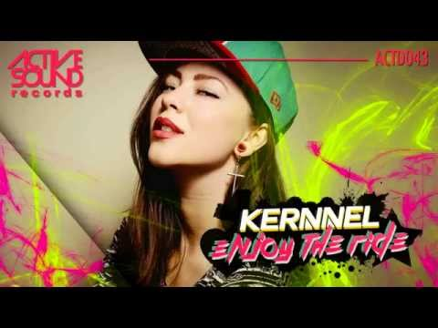 #ACTD043# KERNNEL - ENJOY THE RIDE [ACTIVE SOUND Records]