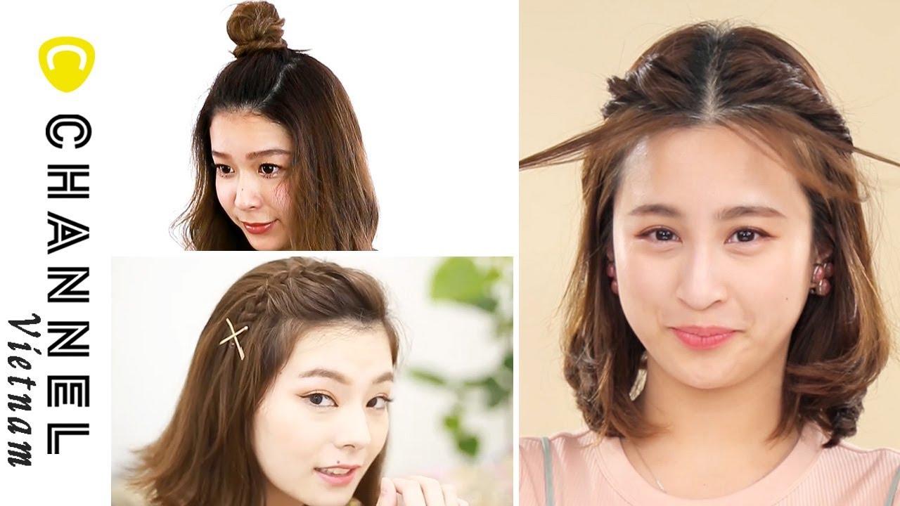 Biến tấu các kiểu tóc mái