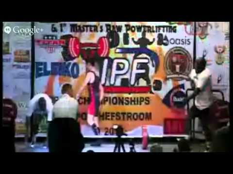 IPF Classic Powerlifting World Championships 2014 - Sub-Junior & Junior Men, 66,0 -- 74,0 kg