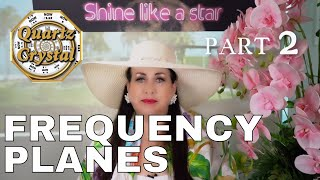 FREQUENCY PLANES AND YOUR NOW PART 2 ... THE MATRIX GAME of LIFE