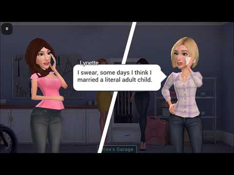 LP Desperate Housewives Mobile Game #20 TIME TO SHARE