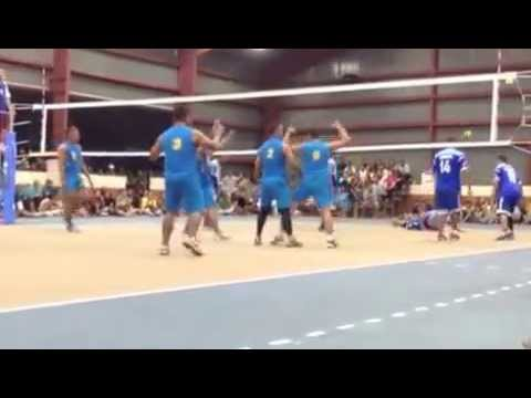 Micronesian Games Volleyball - Nauru Mens Team