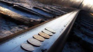 Что Будет Если Поезд Проедет По Монетам?