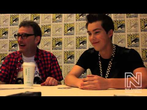 NAGS Sits Down With Adventure Time Actors Tom Kenny & Jeremy Shada at SDCC 2013