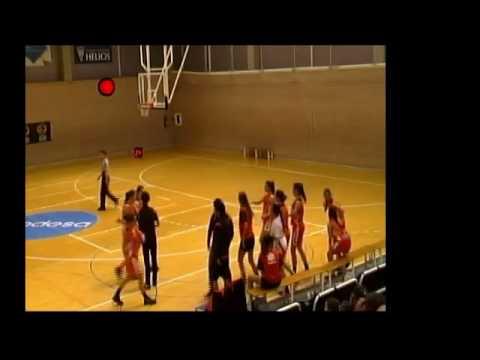 Campeonato Cadete Femenino | Valencia BC vs Canterbury Idecnet