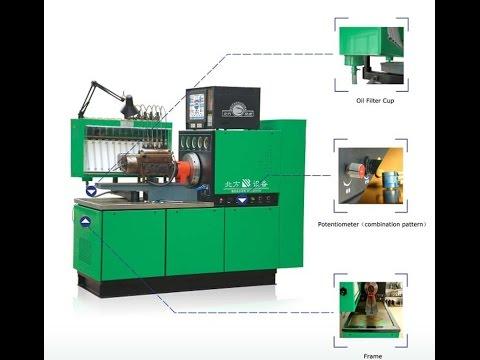 BFB Diesel fuel injection pump test bench--Skype: du.millissa, whatsapp: 008613510165215