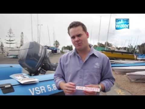 How To Choose The Correct Life Jackets :: Marine QLD :: On The Water TV Aus :: Boating Safety