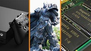 Xbox WINS on Engagement + Blizzard's Next Big Game + Samsung Anti-Trust Lawsuit