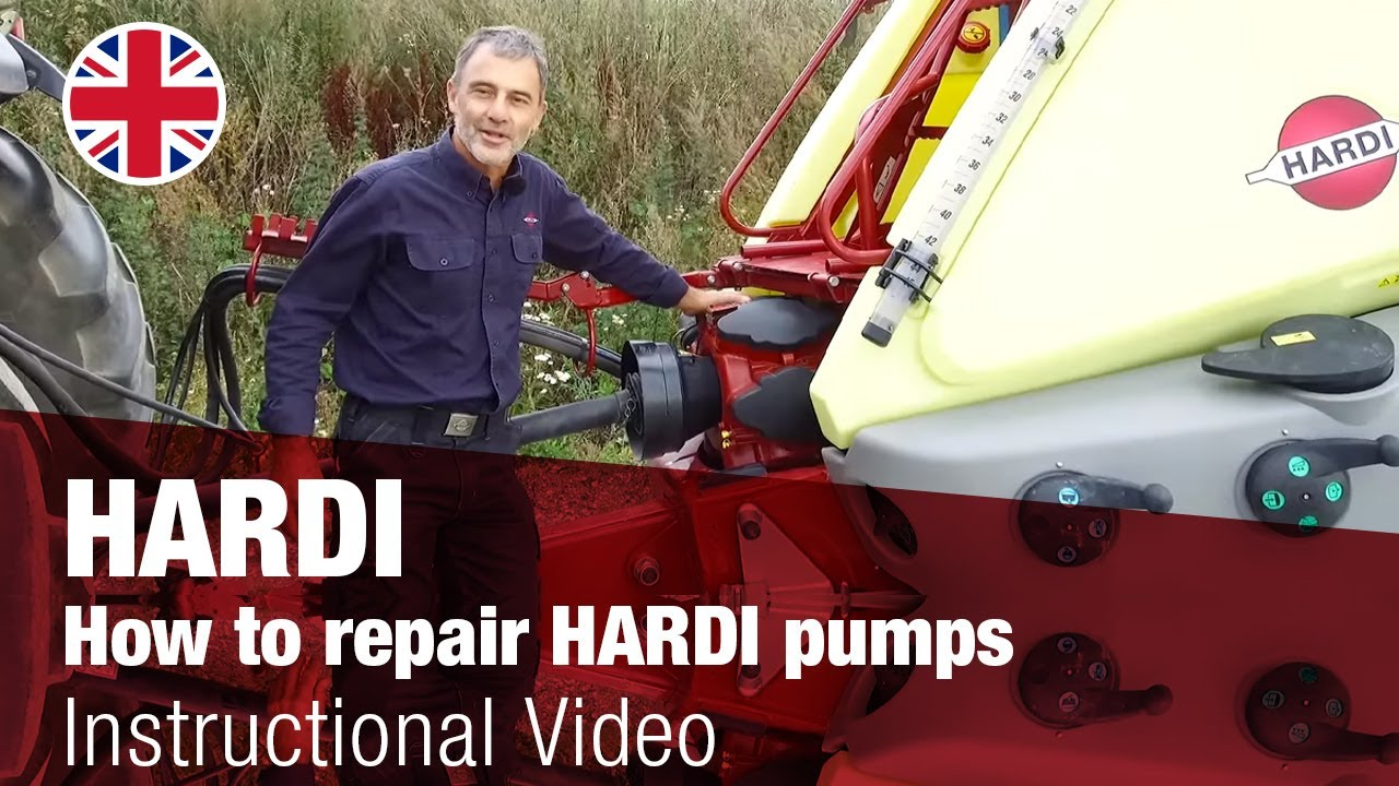 Instructional video how to repair your hardi diaphragm pump youtube instructional video how to repair your hardi diaphragm pump ccuart Gallery