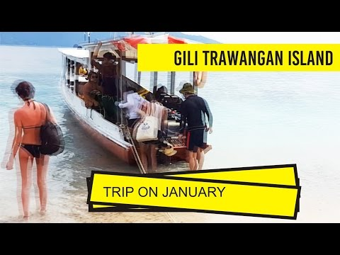 Wisata Lombok Gili Trawangan, Tidak aman