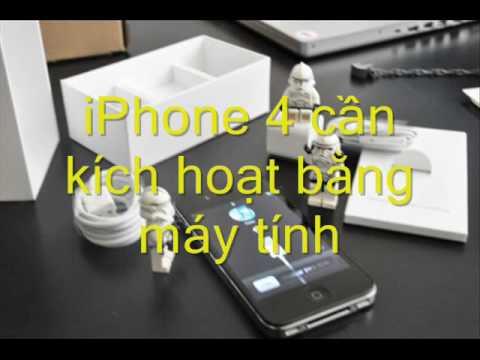 đập hộp iPhone 4 phong cách vui nhộn - pichin