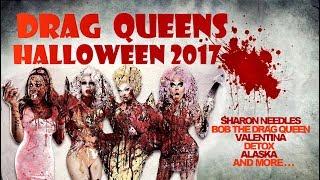 Drag Queen Halloween Looks 2017