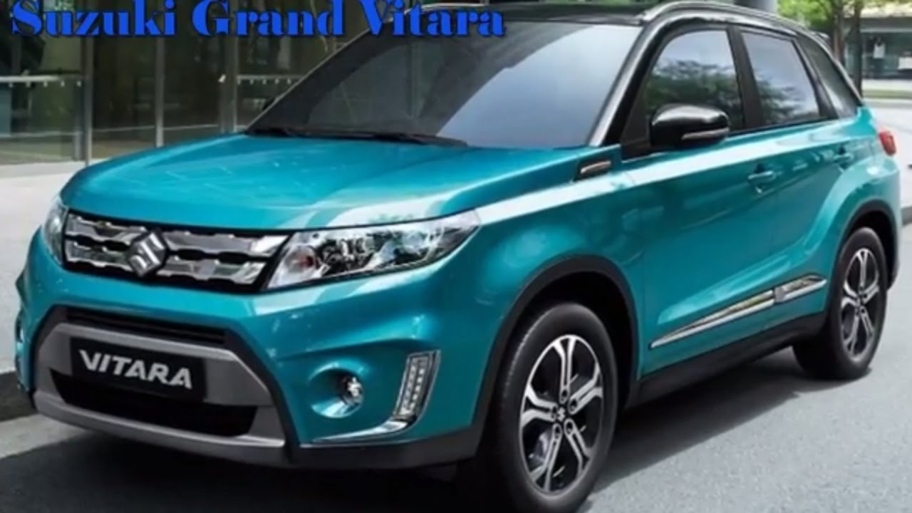 2018 Suzuki Grand Vitara Youtube