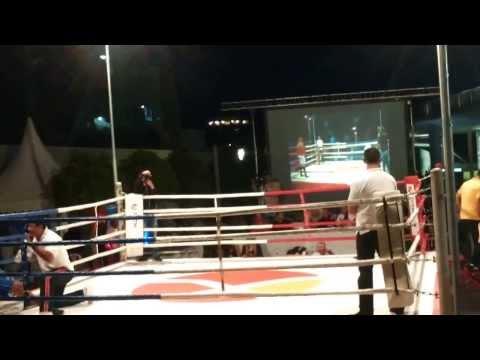 Cyprus vs lebanon  boxing  PAVLOS DATIDIS