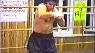 Техника ударов руками 1 - Тайский бокс (В. Чемякин)