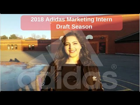 Harleen Singh | 2018 Adidas Canada Marketing Intern Application | Creative Video