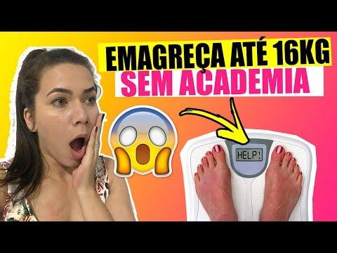 EMAGREÇA ATÉ 16KG SEM IR A ACADEMIA