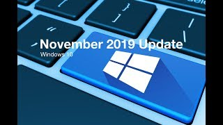 Windows 10 November 2019 update Local account option removed at setup how to bypass