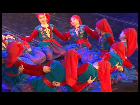 Ан  Хасавюрт   Армянский танец Молодость 14