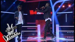 Intégrale Isongo vs Be-Yo Les Battles   The Voice Afrique Francophone 2017