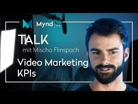 Mynd Live Talk – Die wichtigsten Videomarketing KPIs