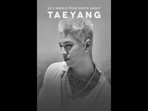 TAEYANG: WHITE NIGHT TOUR-DALLAS VLOG