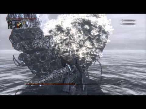 Bloodborne™- как убить босса Ром, праздный паук