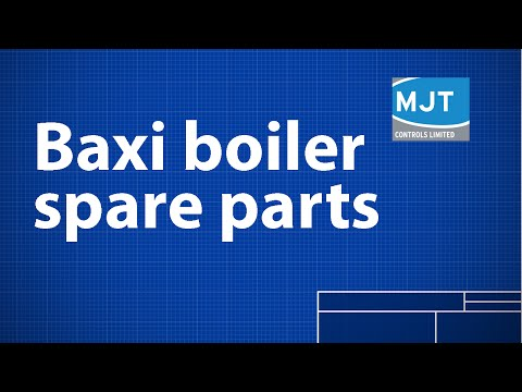 Baxi Boiler Spare Parts   Common Baxi Spares