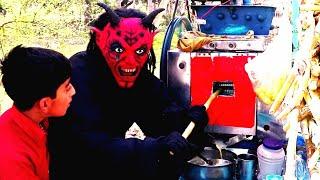 शैतान गन्ना रस निर्माता   Shaitan Sugarcane Juice maker   New Hindi Kahani