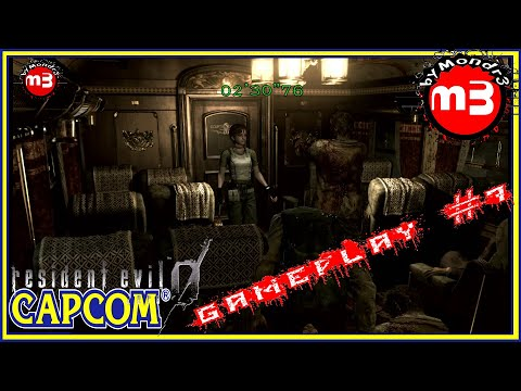 [Nintendo Switch] Resident Evil zero 0 | GAMEPLAY #7 || byMondr3 |