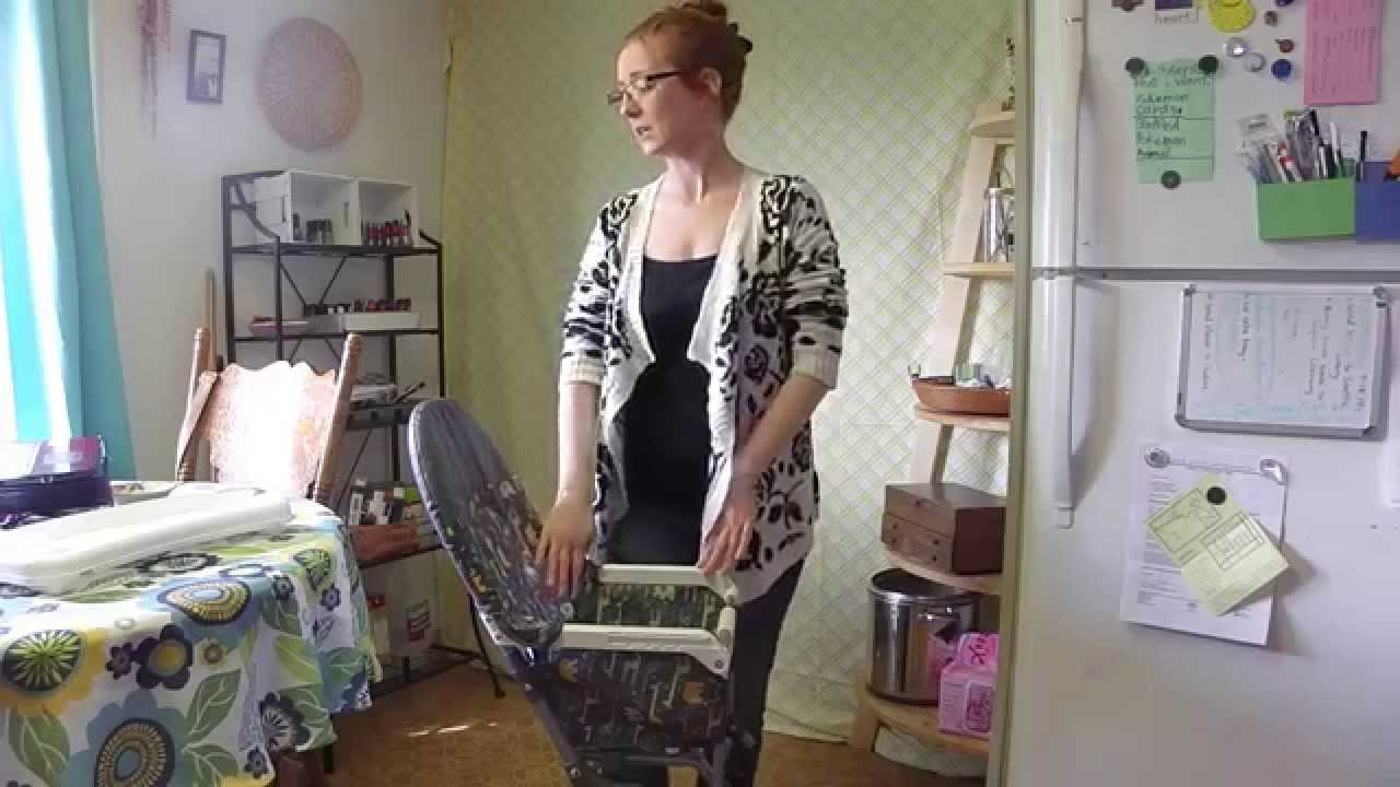 Cosco flat fold high chair - Review Of Cosco Simple Fold High Chair