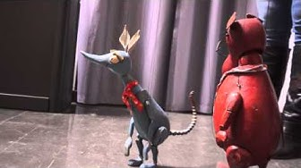 Die Muminfamilie -animaation marionetit   Ateneumin taidemuseo